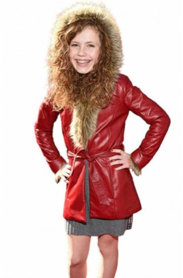The Christmas Chronicles 2 Darby Camp Premiere Jacket