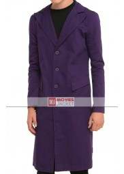The Dark Knight Joker Coat