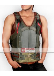 The Dark Knight Rises Movie Tom Hardy Bane Vest