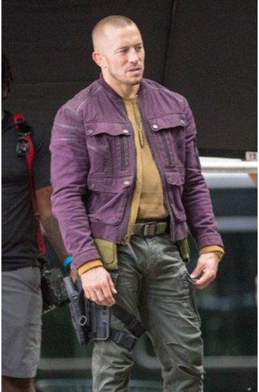 The Falcon And The Winter Soldier Georges Batroc Jacket
