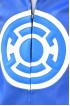 The Flash #3 Blackest Night Blue Lantern Barry Allen Jacket