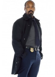 The Flash Jesse L Martin Coat