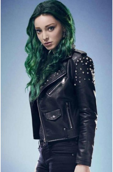 The Gifted Season 2 Lorna Dane Leather Jacket