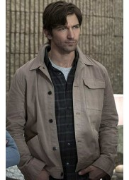 The Haunting of Hill House Steven Crain Jacket