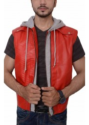 Terry Bogard The King Of Fighters Destiny Leather Vest