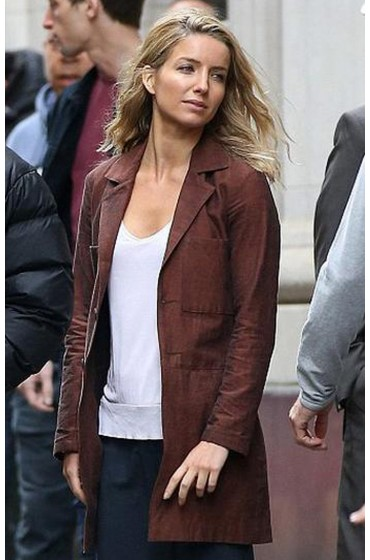 Jenny Halsey The Mummy Annabelle Wallis Jacket