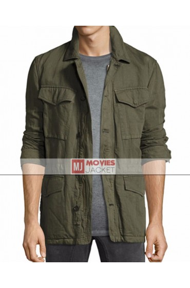 Tom Cruise The Mummy Nick Morton Jacket