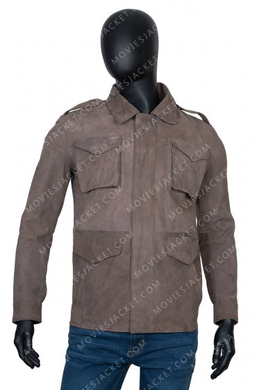 The Stranger Adam Price Jacket