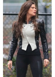 The Tomorrow People Peyton List Leather Jacket