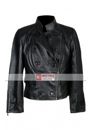The Twilight Saga Breaking Dawn Part 2 Bella Swan Leather Jacket