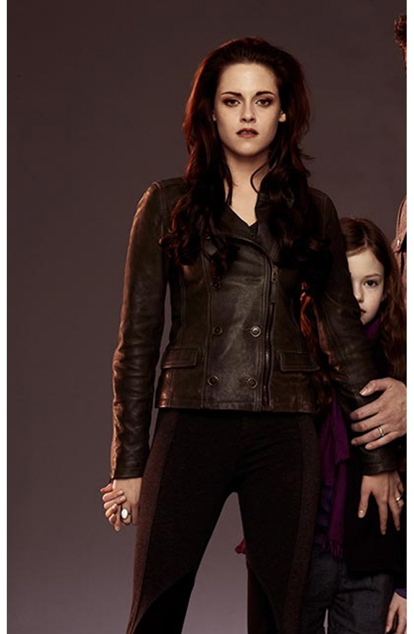 Bella Swan Leather Jac...