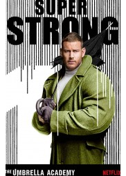 The Umbrella Academy Tom Hopper Coat