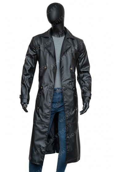 Buffy The Vampire Slayer Television Series Spike Trench Coat