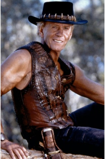 The Very Excellent Mr. Dundee Paul Hogan Vest