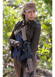 The Walking Dead Season 6 Rosita Espinosa Jacket