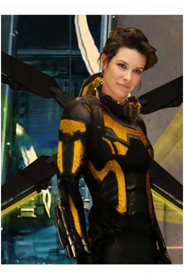 The Wasp Hope Van Dyne Jacket