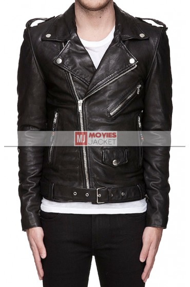 Thirty Seconds To Mars Jared Leto Leather Jacket