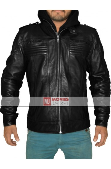 TNA AJ Styles Hooded Jacket