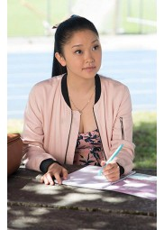 To All the Boys P.S. I Still Love You Lana Condor Jacket