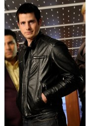 The Listener Toby Logan Leather Jacket