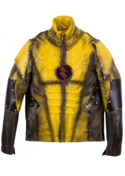 Tom Cavanagh Reverse Flash Leather Jacket