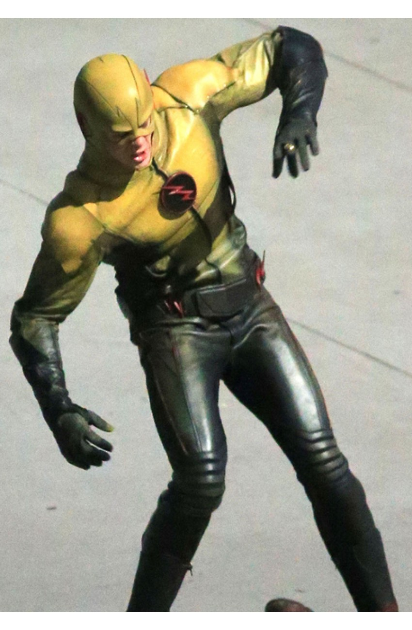how to get reverse flash