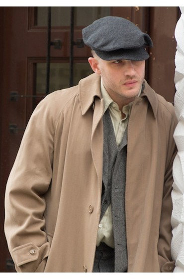 Tom Hardy Child 44 Trench Coat