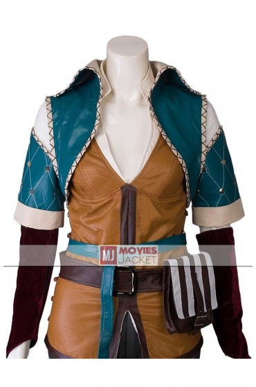 Triss Merigold Witcher 3 Jacket