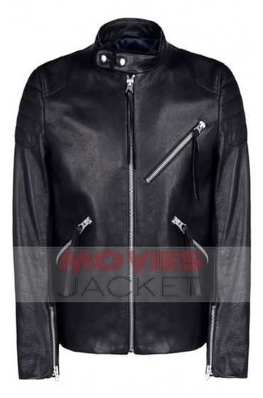 True Blood Eric Northman Leather Jacket
