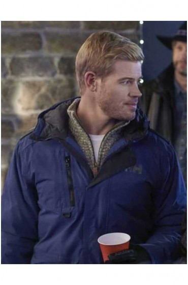 Two For The Win Trevor Donovan Jacket