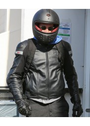 Untitled Cameron Crowe Project Movie Bradley Cooper Leather Jacket
