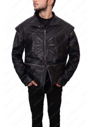 Dracula Untold Luke Evans Leather Jacket