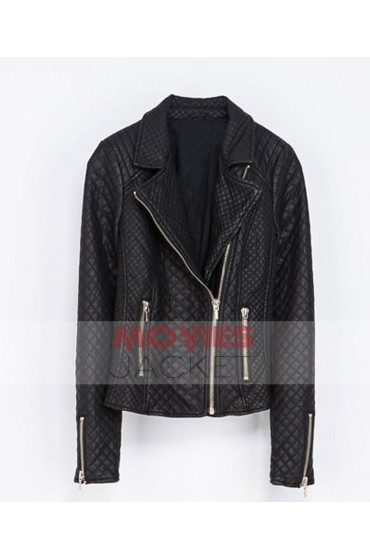 Vampire Academy Blood Sisters Zoey Deutch Leather Jacket