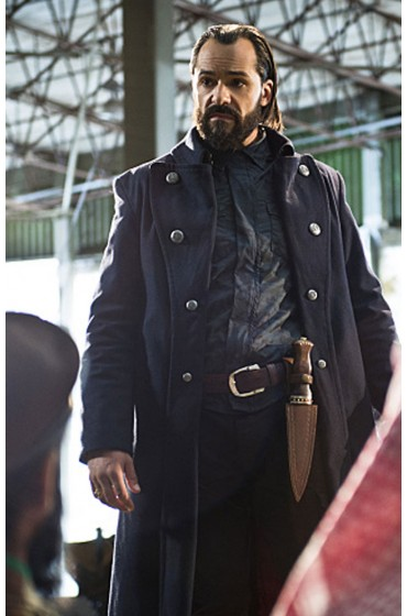 Legend of Tomorrow Vandal Savage Jacket