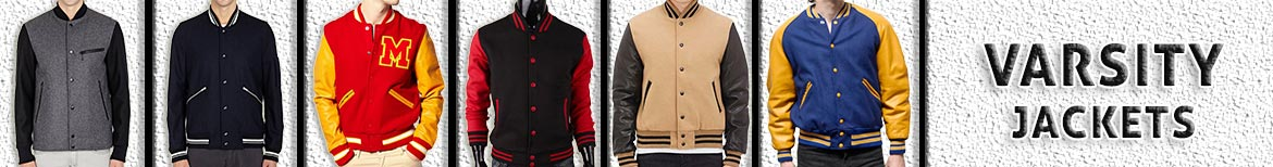 Varsity and Letterman Jackets