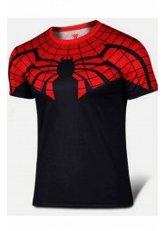 Venom Spiderman Logo T-shirt