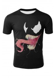 Venom Stylish Logo T-Shirt