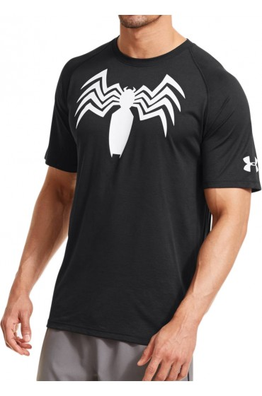 Mens Black Venom T Shirt