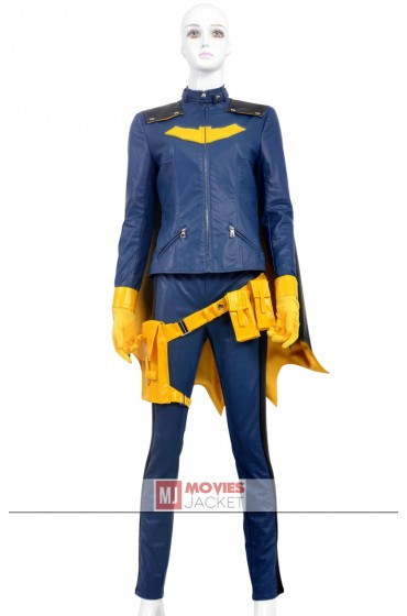 Batgirl Volume 4 The New 52 Costume
