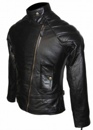 Wanted Movie Angelina Jolie Leather Jacket