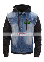 Watch Dogs Game T-Bone Grady Jacket