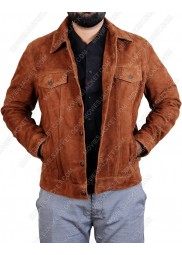 Hugh Jackman The Wolverine 3 Brown Jacket