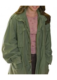 Lindsay Weir Freaks and Geeks TV Series Womens Army Jacket