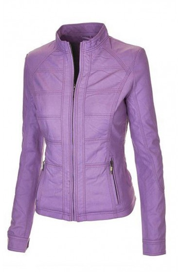 Kate Bishop Purple Jacket