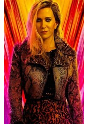 Wonder Woman 1984 Kristen Wiig Jacket