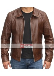 X Men First Class Erik Lehnsherr Leather Jacket