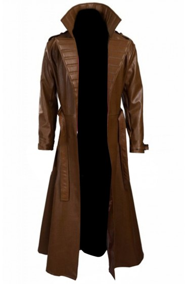 Channing Tatum X-men Gambit Coat