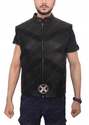 X Men Origins Wolverine Leather Vest