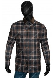 John Dutton Yellowstone Plaid Jacket
