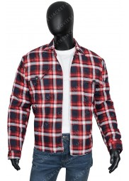 Yellowstone S03 Walker Plaid Jacket